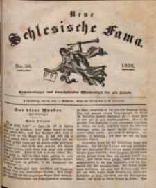 Neue Schlesische Fama, 1838, Jg. 12, No. 30