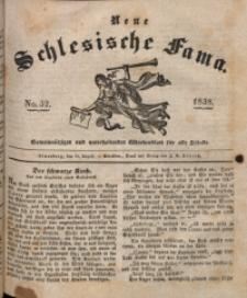 Neue Schlesische Fama, 1838, Jg. 12, No. 32