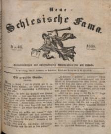 Neue Schlesische Fama, 1838, Jg. 12, No. 46