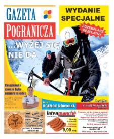 Gazeta Pogranicza 2017. Wydanie specjalne.