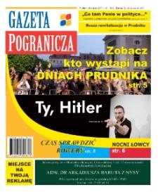 Gazeta Pogranicza 2017, nr 1 (3).