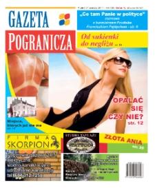 Gazeta Pogranicza 2017, nr 6 (8).