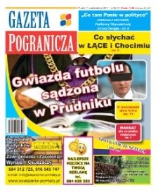 Gazeta Pogranicza 2017, nr 15 (17).