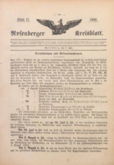 Rosenberger Kreisblatt, 1900, St. 27