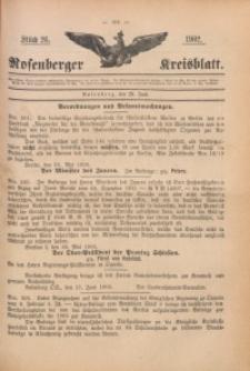 Rosenberger Kreisblatt, 1902, St. 26