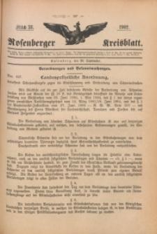 Rosenberger Kreisblatt, 1902, St. 38
