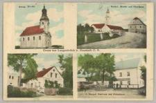 Gruss aus Langenbrück b. Neustadt O.S.