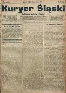 Kuryer Śląski, 1908, R. 2, nr 145