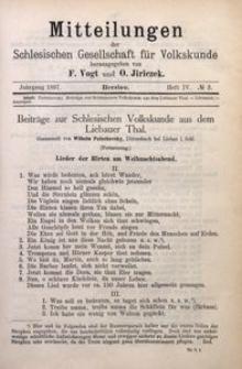 Mitteilungen der Schlesischen Gesellschaft für Volkskunde, 1896/1897, Bd. 2, H. 4, No 3