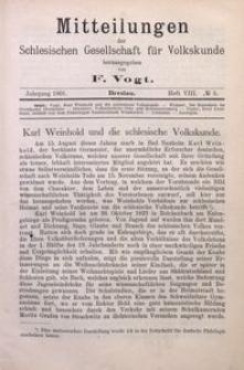 Mitteilungen der Schlesischen Gesellschaft für Volkskunde, 1900/1901, Bd. 4, H. 8, No 5