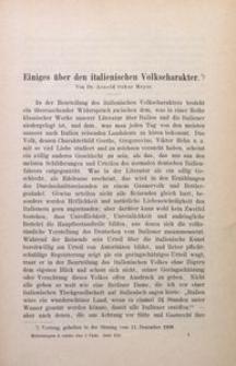 Mitteilungen der Schlesischen Gesellschaft für Volkskunde, 1909, Bd. 11, Inhalt