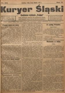 Kuryer Śląski, 1908, R. 2, nr 184