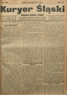 Kuryer Śląski, 1908, R. 2, nr 190