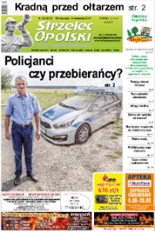 Strzelec Opolski : twój tygodnik regionalny : Strzelce Opolskie, Izbicko, Jemielnica, Kolonowskie, Leśnica, Ujazd, Zawadzkie, Toszek 2017, nr 35 (939).