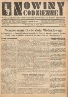 Nowiny Codzienne, 1935, R. 25, nr 160