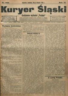 Kuryer Śląski, 1908, R. 2, nr 200