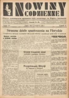 Nowiny Codzienne, 1935, R. 25, nr 205