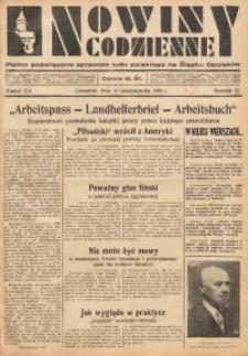 Nowiny Codzienne, 1935, R. 25, nr 234