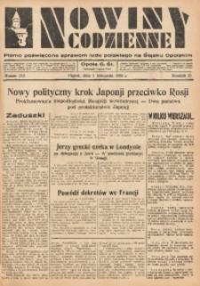Nowiny Codzienne, 1935, R. 25, nr 253