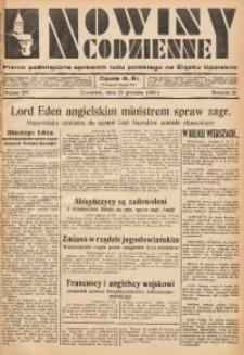 Nowiny Codzienne, 1935, R. 25, nr 297