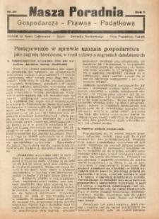 Nasza Poradnia, 1935, R. 2, nr 26