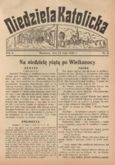 Niedziela Katolicka, 1935, R. 4, nr 21