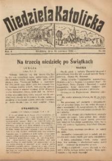 Niedziela Katolicka, 1935, R. 4, nr 26