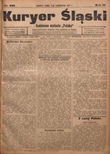 Kuryer Śląski, 1908, R. 2, nr 232