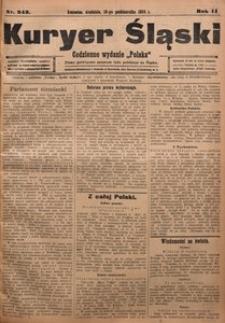 Kuryer Śląski, 1908, R. 2, nr 242
