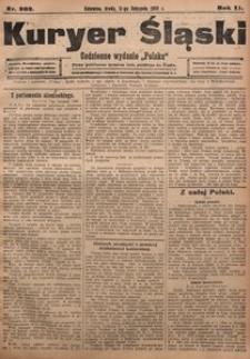 Kuryer Śląski, 1908, R. 2, nr 262