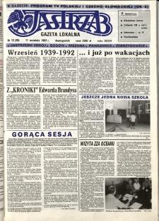 Jastrząb. Gazeta lokalna, 1992, R.3, nr12 (025)
