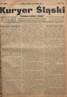Kuryer Śląski, 1908, R. 2, nr 291