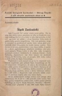 Śląsk Zaolzański