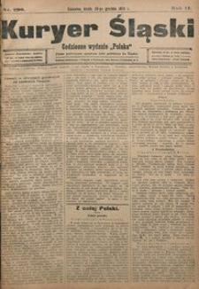 Kuryer Śląski, 1908, R. 2, nr 296