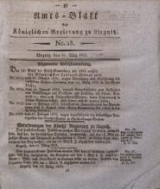 Amts-Blatt der Königlichen Regierung zu Liegnitz, 1833, Jg. 23, No. 13