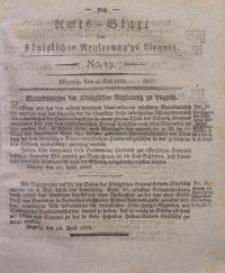 Amts-Blatt der Königlichen Regierung zu Liegnitz, 1835, Jg. 25, No. 19