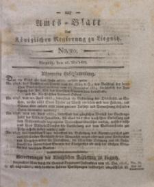 Amts-Blatt der Königlichen Regierung zu Liegnitz, 1835, Jg. 25, No. 20