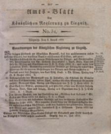 Amts-Blatt der Königlichen Regierung zu Liegnitz, 1835, Jg. 25, No. 32