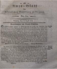 Amts-Blatt der Königlichen Regierung zu Liegnitz, 1836, Jg. 26, No. 32