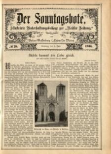 Der Sonntagsbote, 1906, No. 26