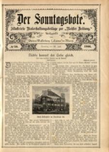 Der Sonntagsbote, 1906, No. 30
