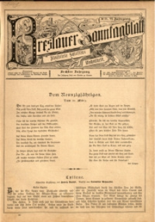 Breslauer Sonntagblatt, 1886/1887, Jg. 6, No. 25