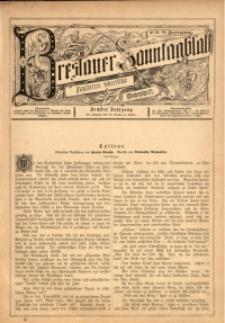 Breslauer Sonntagblatt, 1886/1887, Jg. 6, No. 33