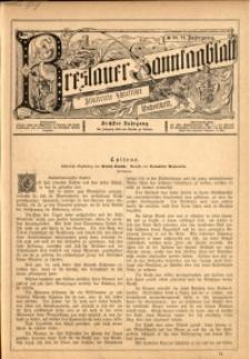 Breslauer Sonntagblatt, 1886/1887, Jg. 6, No. 36