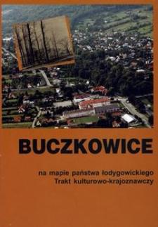 Buczkowice na mapie państwa łodygowickiego. Trakt kulturowo-krajoznawczy