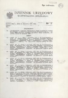 Dziennik Urzędowy Województwa Bielskiego, 1995, nr 2