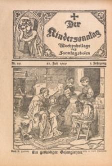 Der Kindersonntag, 1929, Jg. 3, Nr. 29