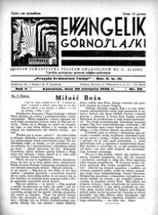 Ewangelik Górnośląski, 1936, R. 5, nr 35