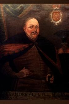 Książę Aleksander Ostrogski (1570-1603).