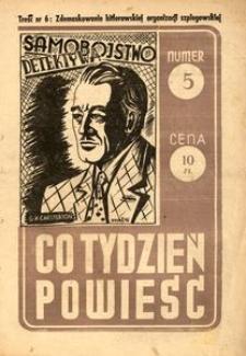 Co Tydzień Powieść, [1946], nr 5